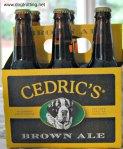 Biltmore Estates Cedric's beer