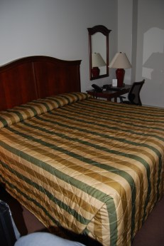 Room at the Pennsylvania Hotel