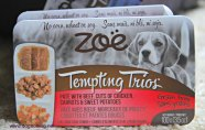 Zoe Dog Food at Spring Canadian Pet Expo 2017