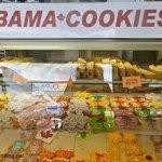 Obama cookies, Byward Market, Ottawa, Ontario