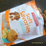 Dog treat review www.dogtrotting.net (Science Diet Soft Savories)