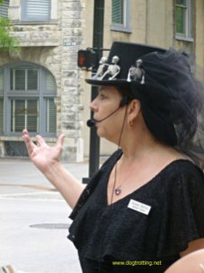Tour Guide Huntsville Ghost Walks