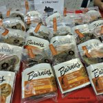 Barnies dog treats at Dogs 4 Youth pet event, Grimsby, Ontario