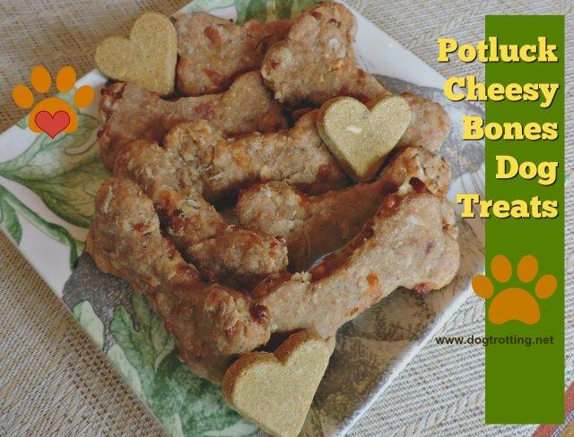 pot luck cheesy bone