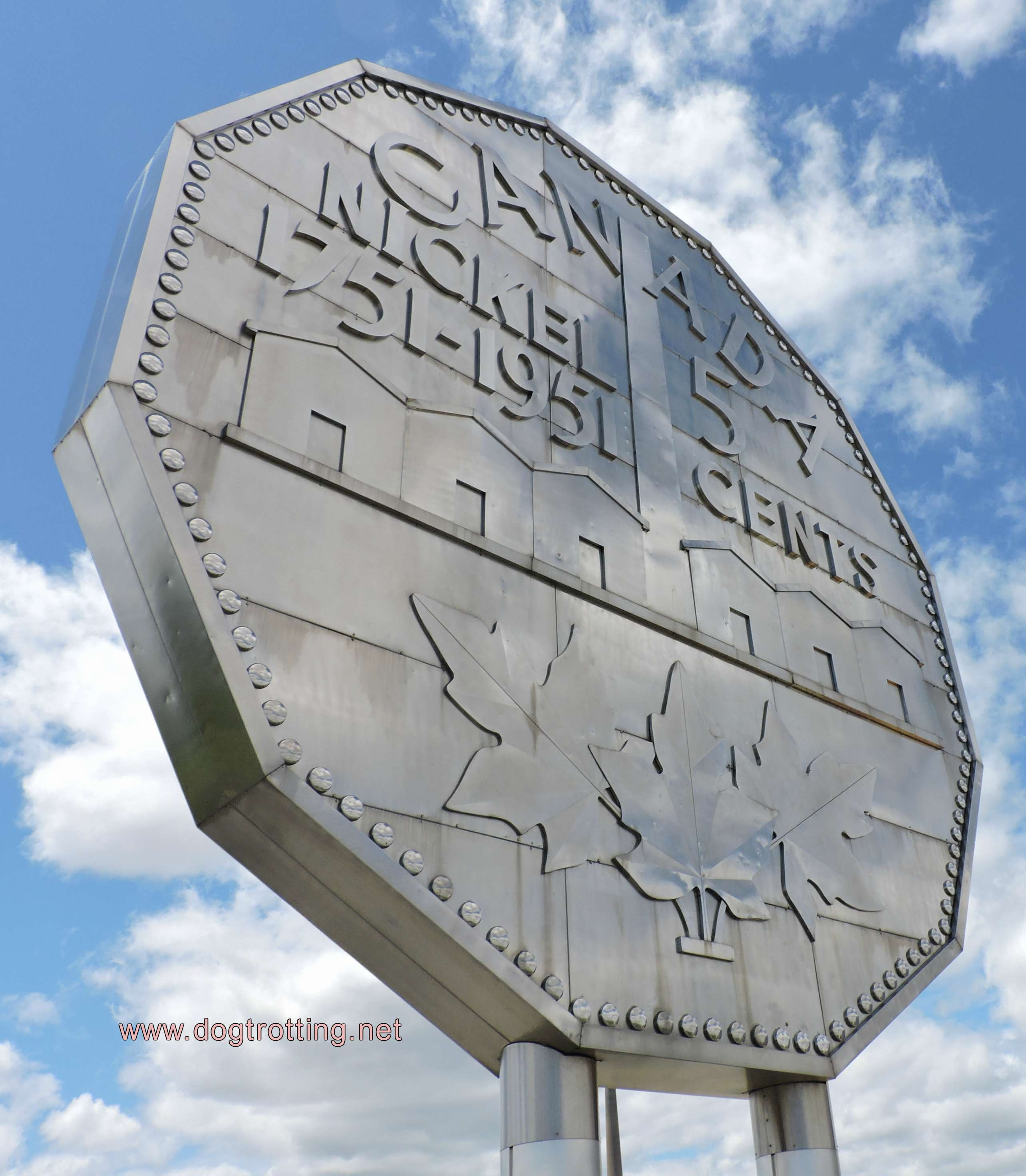 The Big Nickel Sudbury Ontario