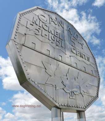The Big Nickel Sudbury Ontario