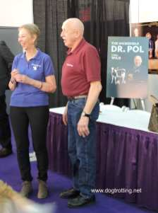 Dr. and Mrs. Pol from The Incredible Dr. Pol
