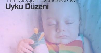 yeni doğan bebek uyku düzeni