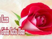 Kızıma Doğum Günü Mesajı