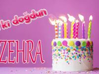 doğum günü kızıma