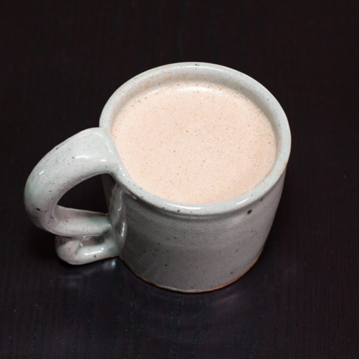 Healthy Dairy-Free Hot Chocolate