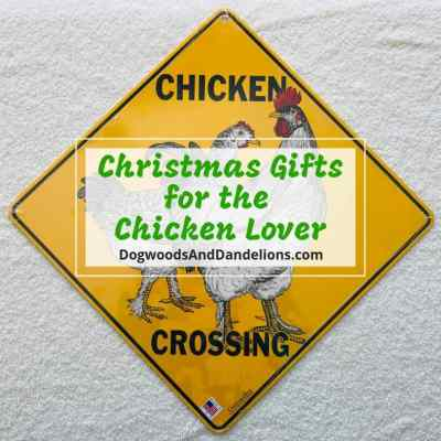 Christmas Gifts for the Chicken Lover