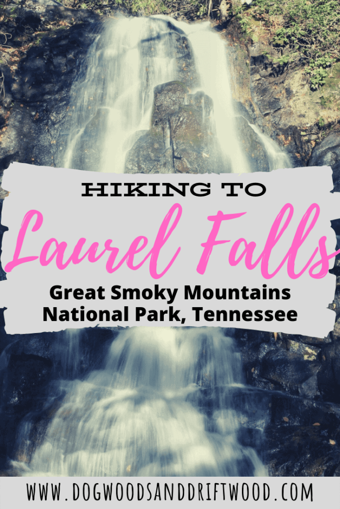 Hiking to Laurel Falls in the Great Smoky Mountains National Park