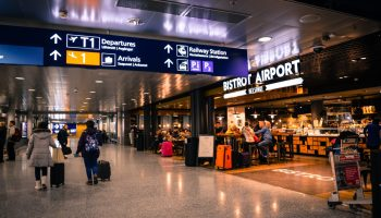 Familiarizing Yourself with Your International Airport