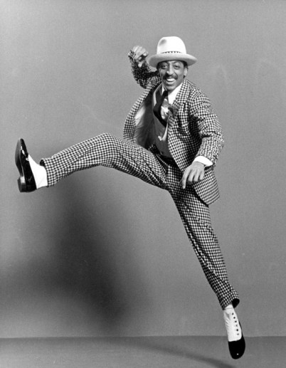 """256818: (00/00/1981) Gregory Hines in a scene from the Broadway production of the musical """"Sophisticated Ladies""""."""