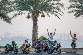 Ramadan car parade 2014