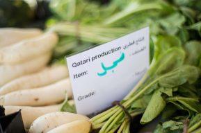 Qatar farmer's market