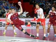 National handball team players