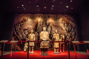 Treasures of China Exhibition
