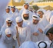 Emir Sheikh Khalifa funeral