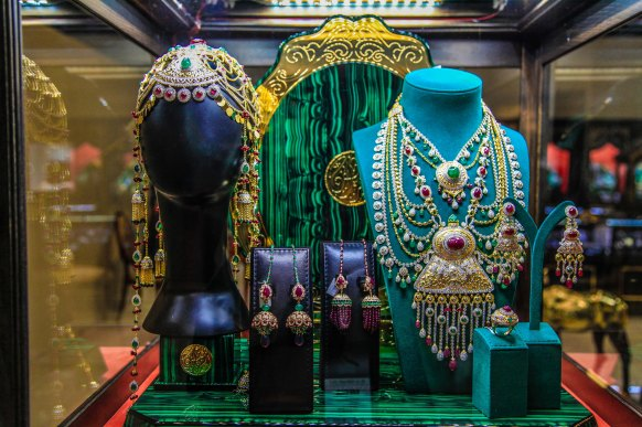 Doha Jewellery and Watches Exhibition 2017