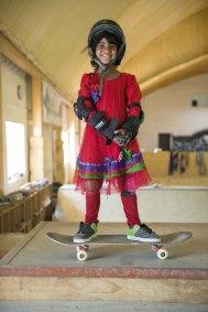 Skate Girls of Kabul series