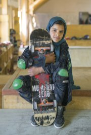 Skate Girls of Kabul series
