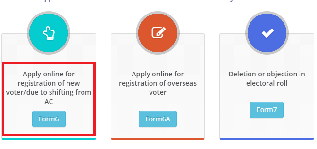 How to make Online Voter ID Card