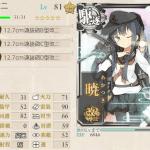 【艦これ】駆逐艦の装備例一覧  【初心者向け】