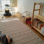 【ミニマリスト】リビング兼子供部屋(6畳)を快適に過ごすためにレイアウトを変えました【片付け】