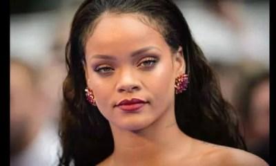 La chanteuse Rihanna se lance dans la couture