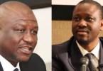 Côte D'ivoire,hamed Bakayoko, S'attaque, Guillaume Soro