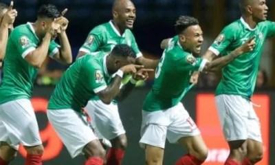 Can 2019, Madagascar ,termine Devant ,nigeria