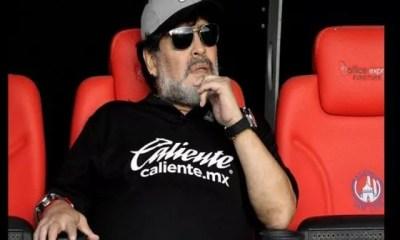 Diego Maradona ,atteint ,maladie D'alzheimer , L'argentin Réagit ,vidéo