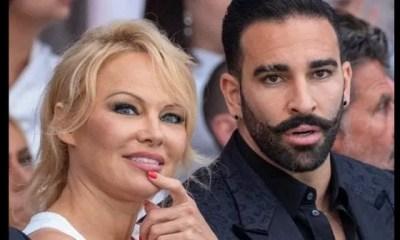 Pamela Anderson A Rompu Avec Adil Rami Elle Fait Des Révélations Sur Sa Double Vie