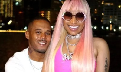 People ,nicki Minaj ,annonce,mariage,kenneth Perry