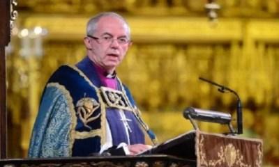 Angleterre, L'église Anglicane, Exhorte Les Gens à Penser,jésus, Quand Ils Sont, Médias Sociaux