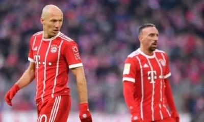 Bayern Munich, Robben, Revient ,bagarre, Ribery