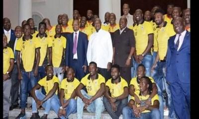 Can 2019 , Le Président, Yoweri Museveni, Offre 1 Million De Dollars , Joueurs Ougandais