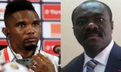 Cameroun, Un Proche ,eto'o, S'attaque ,ministre, Sports