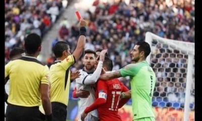 Copa America ,lionel Messi ,boycotte, Cérémonie De Remise , Médailles De Bronze