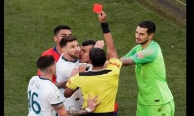 Copa America , Lionel Messi ,pourrait écoper , Deux Ans , Suspension