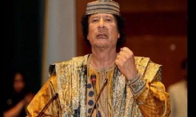 Dix Raisons , Lesquelles, Libye , Mouammar Kadhafi ,était , Pays De Rêve