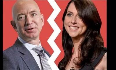 Jeff Bezos, Son Ex ,épouse, Devient, 22e Personne, La Plus Riche , Monde ,après , Divorce