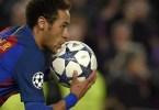 La ,remontada, Face Au Psg, L'un Des Deux Moments Préférés, Neymar