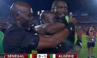 L'attitude Des Arbitres ,victoire ,algérie ,secoue,toile