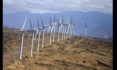 Le Kenya, Inaugure, Le Plus Grand Parc, éolien D'afrique,vidéo