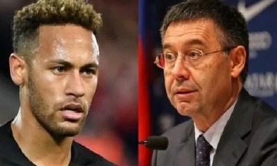 Mercato, Le Président, Barça ,s'exprime , Neymar