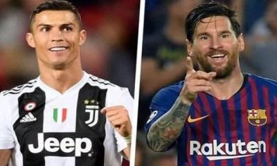 Messi Et Ronaldo, Dans Le Même, Club, Un Projet ,qui Pourrait, Réaliser