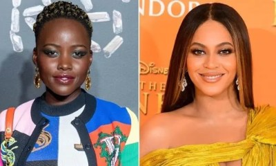 People , Lupita Nyong'o, Remercie ,beyoncé, Citée , Chansons